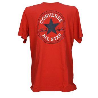 Converse pánske tričko - červené
