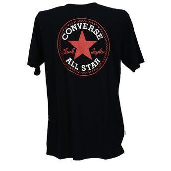 Converse pánske tričko - čierne