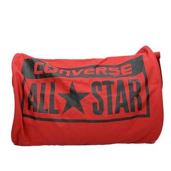 Converse unisex športová taška so zipsom - čevená