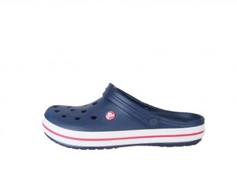 Crocs dámske gumené šľapky - modré