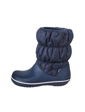 Crocs dámske modré snehule