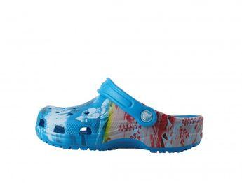 Crocs dámske štýlové šľapky - multicolor