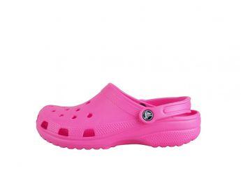 Crocs dámske letné šľapky - ružové