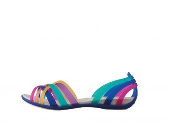Crocs dámske viacfarebné sandále
