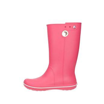 Crocs dámske vysoké gumáky - ružové