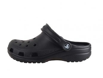 Crocs pánske čierne šľapky