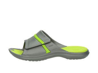 Crocs pánske šľapky - šedé