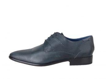 Daniel Hechter pánske štýlové topánky - modré