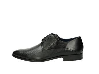 Daniel Hechter pánske topánky - čierne