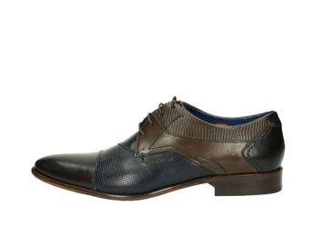 Daniel Hechter pánske topánky - hnedomodré