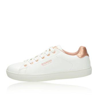 Dockers dámske tenisky - biele