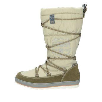 Dockers dámske zimné čižmy - béžové