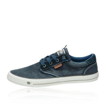 Dockers pánske textilné tenisky - modré