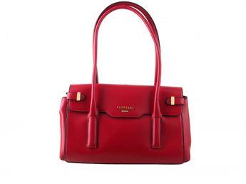 Fiorelli dámska elegantná kabelka - červená