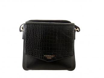 Fiorelli dámska elegantná crossbody kabelka - čierna