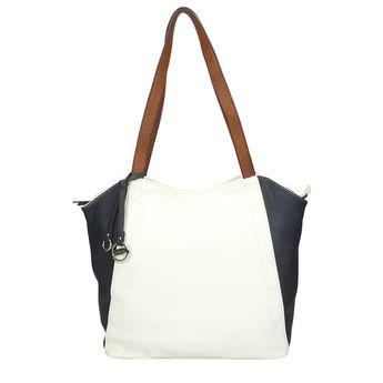 Gabor dámska kabelka - bielomodrá