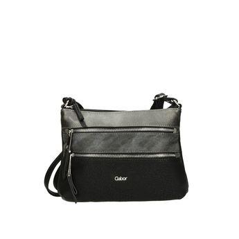 Gabor dámska kombinovaná kabelka - čierna