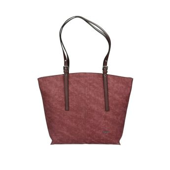 Gabor dámska objemná kabelka - bordová