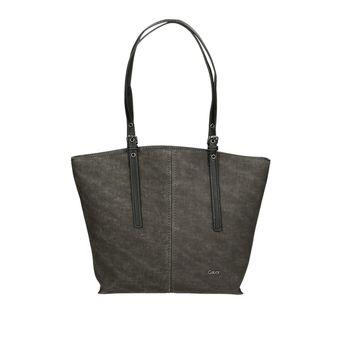 Gabor dámska objemná kabelka - šedá