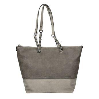 Gabor dámska praktická kabelka - šedá