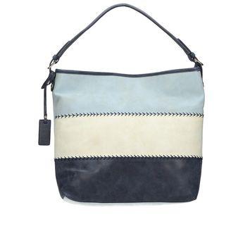 Gabor dámska štýlová kabelka - modrá
