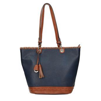 Gabor dámska veľká kabelka - modrá