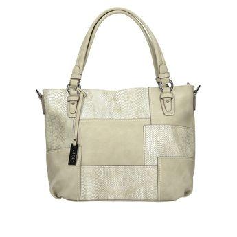 Gabor dámska vzorovaná kabelka - šedá