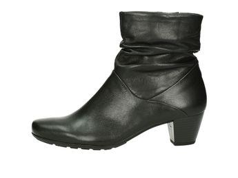 Gabor dámske kotníky - čierne