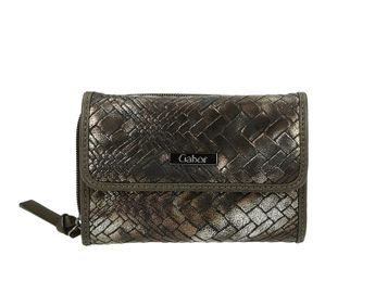 Gabor dámske praktická peňaženka - bronzová