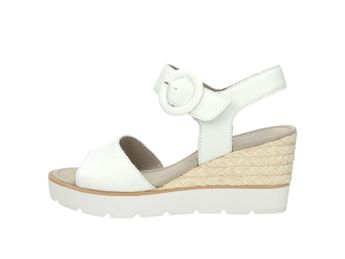 Gabor dámske sandále - biele