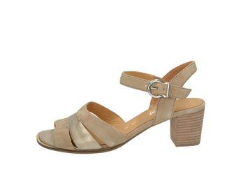 Gabor dámske sandále - hnedé