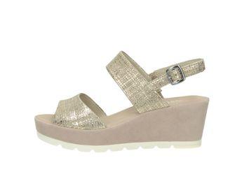 Gabor dámske sandále - zlaté