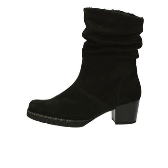 Gabor dámske zimné čižmy - čierne