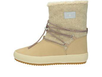 Gant dámske zimné čižmy - béžové