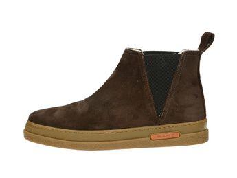 Gant pánska módna členková obuv - hnedá