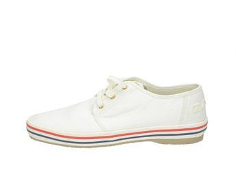 Gant pánske textilné tenisky - biele