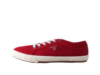 Gant pánske červené letné tenisky