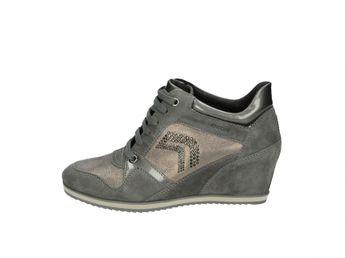 Geox dámske kotíky - šedé