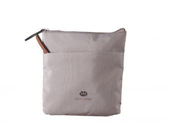 Gerry Weber dámska kabelka s predným vreckom - šedá