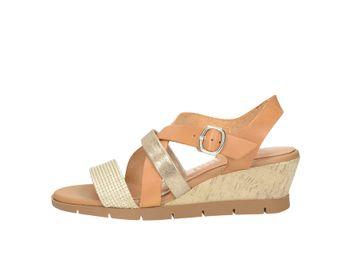Hispanitas dámske sandále - béžové