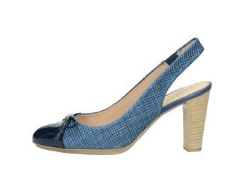 Hispanitas dámske sandále - modré