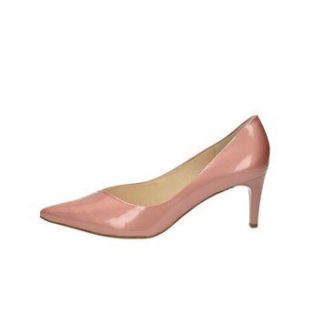Högl dámske lakované lodičky - ružové