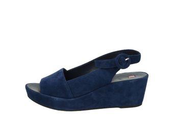 Högl dámske lodičky - modré