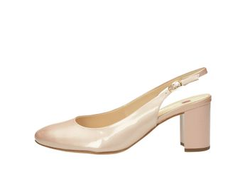 Högl dámske sandále - ružové