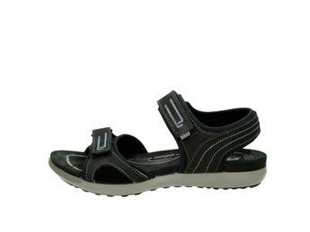Imac dámske sandále - čierne