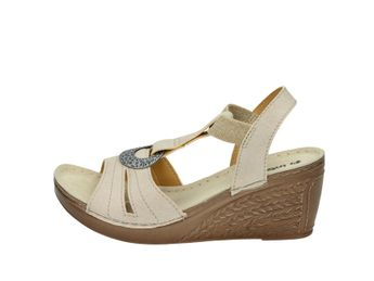Inblu dámske béžové sandále