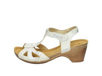 Inblu dámske biele sandále