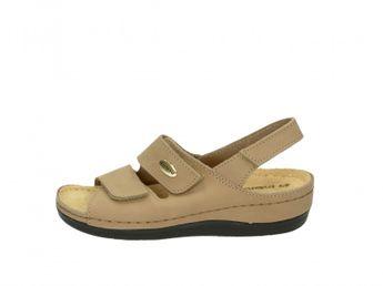 Inblu dámske hnedé sandále