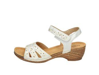 Inblu dámske strieborné sandále