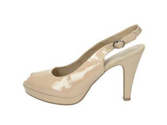 Jane Klain dámske sandále - béžová